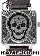 ベル&ロス BR01-92 バーニングスカル Ref.BR0192-SKULL-BURN 新品 ブラック (Bell&Ross BR01-92 Burning Skull)【楽ギフ_包装】