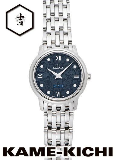 腕時計, レディース腕時計 35000OFF121 Ref.424.10.27.60.53.003 OMEGA De Ville Prestige Orbis