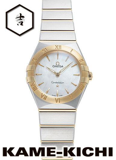腕時計, レディース腕時計  Ref.131.20.28.60.05.002 OMEGA Constellation Manhattan