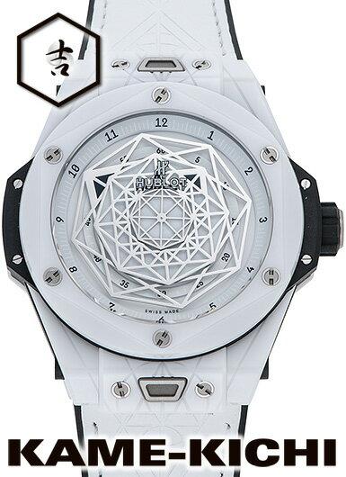 腕時計, メンズ腕時計 35000OFF121 Ref.415.HX.2027.VR.MXM19 HUBLOT Big Bang Unico Sang Bleu Ceramic White