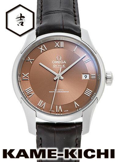 腕時計, メンズ腕時計 35000OFF121 Ref.433.13.41.21.10.001 OMEGA De Ville Hour Vision Master Chronometer