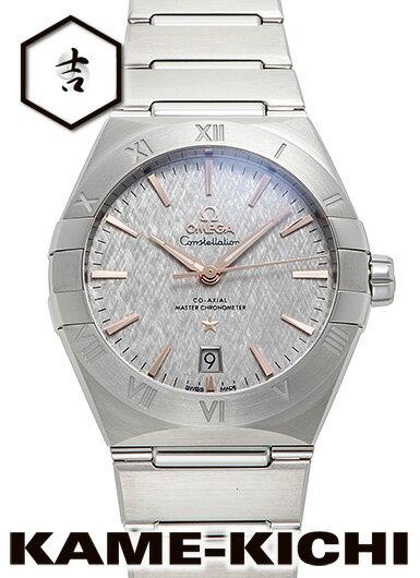腕時計, メンズ腕時計 35000OFF111 Ref.131.10.39.20.06.001 OMEGA Constellation Co-Axial Master Chronometer