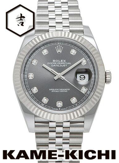 腕時計, メンズ腕時計 35000OFF121 41 Ref.126334G ROLEX Datejust41