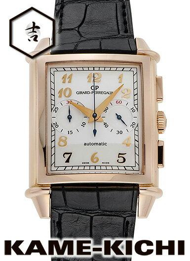 腕時計, メンズ腕時計 35000OFF121 1945 XXL Ref.25883-52-121-BB6C GIRARD-PERREGAUX Vintage1945 XXL Chronograph