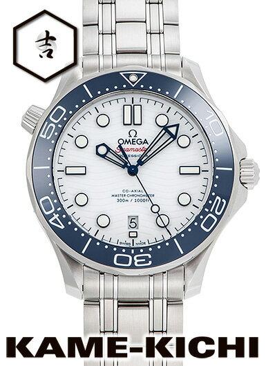 腕時計, メンズ腕時計 3OFF81 300M 2020 Ref.522.30.42.20.04.001 OMEGA Seamaster 300M Co-Axial Master Chronometer TOKYO2020