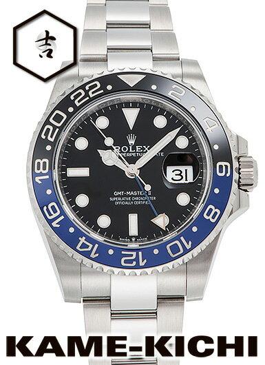腕時計, メンズ腕時計  GMTII Ref.126710BLNR ROLEX GMT MasterII