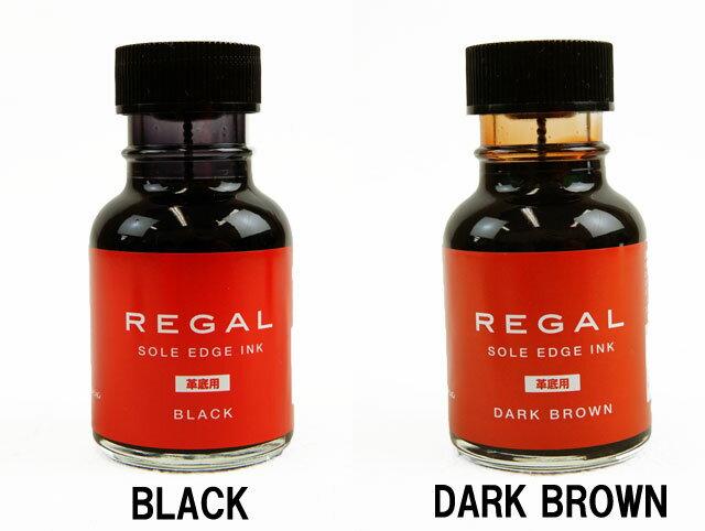 リーガル コバインキ TY26 70ml REGAL SOLE EDGE INK アフターケア シューケアケア用品 ビジネス パンプス コバインク キズ カバー