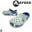 クロックス crocs スターウォーズ キッズ サンダル 16277 Star Wars R2D2 男の子 靴 蓄光 evid