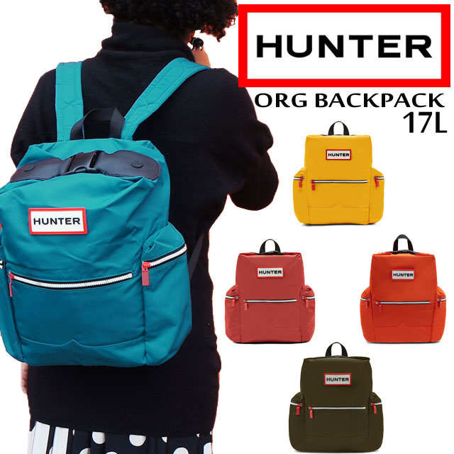 9bfd6b0a4c66 ハンター 送料無料 BAG UBB5017ACD UBB6017ACD オリジナル ナイロン ...