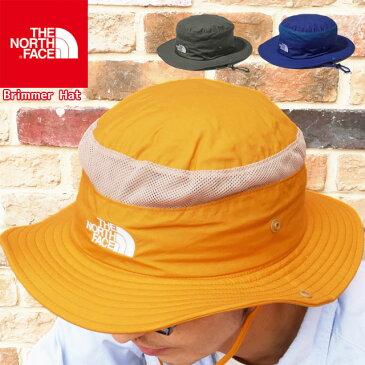 【送料無料】ザ ノースフェイス THE NORTH FACE 帽子 メンズ レディース NN01806 ブリマーハット トレッキングハット UVカット アウトドア フェス キャンプ 紫外線対策 日よけ あご紐 メッシュ アパレル ゴールド ブルー グリーン evid  5