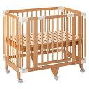 ファルスカ クリエイティブコット 北欧 ベビーベッド キッズデスク 添い寝 高さ調節 ベッドとフルフラット 赤ちゃん パパママ同じ目線 安心 ねんね 長く使える SG検査合格 PSC検査合格 キャスター らくらく移動