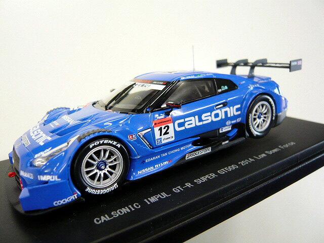 車, ミニカー・トイカー  143 CALSONIC IMPUL GT-R SUPER GT500 2014 No.12 45101