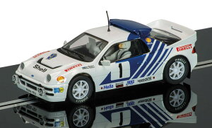 Scalextric Ford RS200 - Stig Blomqvist Rally Sweden 1986 c3493 DPR フォード ラリー 1/32スロットカー スケーレックストリック