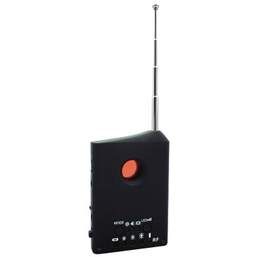 超小型サイズ 盗聴・盗撮カメラ発見器 セキュリティツール 防犯対策 盗聴機発見機 盗聴器発見器 盗聴器の電波を探索
