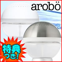 3特典 arobo アロマ空気清浄機 アロボ CLV-800 加湿空気清浄機 ...