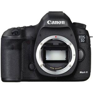 【新品】【送料無料】【メーカー保証1年間】Canon/キヤノンEOS 5D MarkIII 【smtb-TD】【がんば...