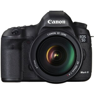 【新品】【送料無料】【メーカー保証1年間】Canon/キヤノンEOS 5D MarkIII EF24-105mm L IS Uキ...