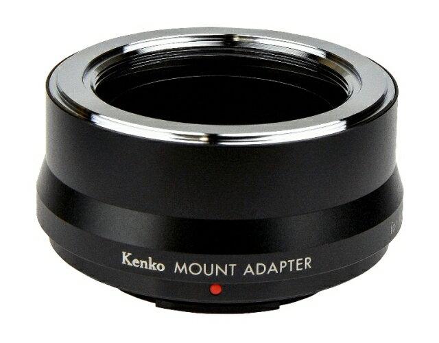 交換レンズ用アクセサリー, マウントアダプター KenkoM42Xsmtb-TD