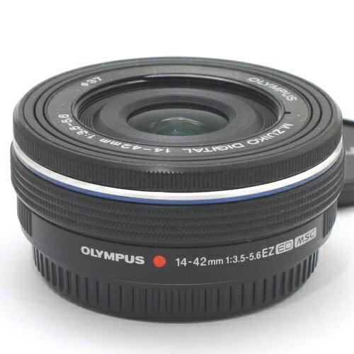 カメラ・ビデオカメラ・光学機器, カメラ用交換レンズ OLYMPUSM14-42mm F3.5-5.6 EZ