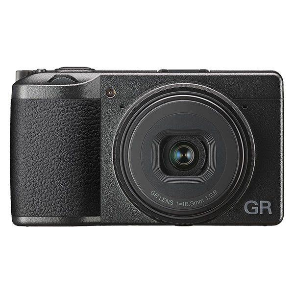 デジタルカメラ, コンパクトデジタルカメラ RICOHGR IIIsmtb-TD
