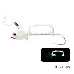 太刀魚テンヤ【シマノ】'19サーベルマスター船テンヤゲキハヤ?50号スーパー夜光M