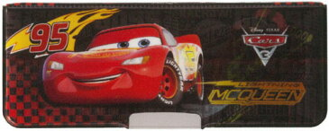 カーズ3[DisneyPIXAR Cars3]コンパクトふでいれヨコピタ(マグネット筆箱/筆入れ)(S1312472)