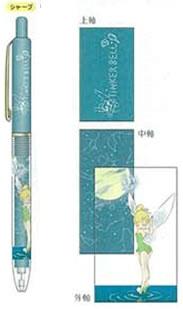 ディズニーティンカーベル[DisneyTinkerbell]Silky skyシャープペンシル(S4474848)