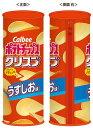 Calbeeポテトチップスクリスプサカモトおもしろ文具うすしお味筒形ペンポーチ(ペンケース/筆箱)(40705201) 1