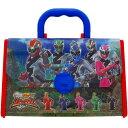 騎士竜戦隊リュウソウジャーおえかきバッグセット(ぬりえ・うつしえ・クレヨンが入ったおでかけバッグ)(1065700A)