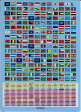 STAD世界の国旗大百科下じき(下敷き)(VS016)