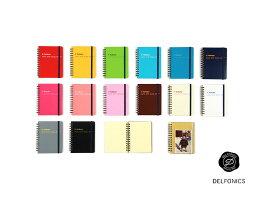 【メモ帳】DELFONICSデルフォニクスロルバーンポケット付きメモNRP01