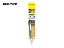 【クレヨン】HIGHTIDEハイタイドPENCOペンコ8カラークレヨンFT058全4色