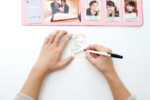 【アルバム】MARK'SマークスDecoraデコラアルバムポケット付M全4色