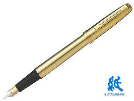 【万年筆】SHEAFFERシェーファーPreludeCOLLECTIONプレリュードゴールド万年筆ステンレスPRE368PN