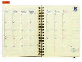 【ダイアリー手帳】DELFONICSデルフォニクスロルバーンダイアリーマウスM全3色2019年10月はじまり2020年12月版