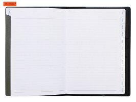 【ダイアリー手帳】DELFONICSデルフォニックスダイアリー手帳2020年1月はじまりQuitterieA6ダイアリー全5色