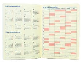 【ダイアリー手帳】DELFONICSデルフォニックスRollbahnロルバーンノートダイアリープラネットB6100008全3色2019年10月はじまり2020年12月版
