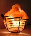 暗がりを照らす心地よい光とマイナスイオンの癒しのランプ。岩塩のぬくもりをご堪能下さい。マ...