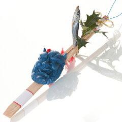 【節分】節分鬼面飾り 青