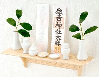 God tool set! Western-style modern altar plate Kaede Maple queuger