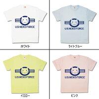 【おもしろTシャツ】猫フォース
