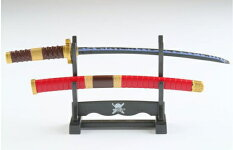 ワンピース ロロノア・ゾロ ペーパーナイフ 三代鬼徹モデル(横掛け台付き)