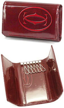 Cartier(カルティエ)『HAPPY BIRTHDAY SMALL LEATHER GOODS, 6-KEY KEY HOLDER(L3000929)』