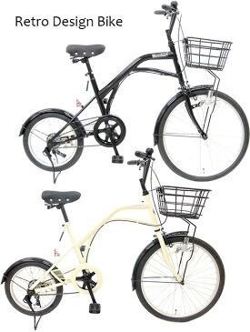 前輪24インチ自転車×後輪16インチ自転車LEDライト&泥除け&鋲打ちテリーサドルスタイリッシュワイヤーフロントバスケットオーディナリースタイル ブラック アイボリーニュークラシックバイシクルレトロ感を求める方に