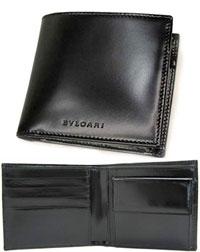 timeless design 15590 c8d2d ブルガリ(Bvlgari) メンズ二つ折り財布 | 通販・人気ランキング ...