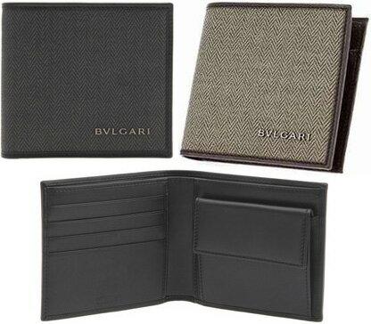 BVLGARI(ブルガリ)『ウィークエンド ふたつ折り財布』