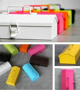型取り&板金&塗装 日本職人による手作りの逸品鉄製工具箱 メイドインジャパンTOOL BOX MAD...