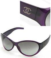 シャネルサングラスCHANELCCパープル×グレーグラデーションSUNGLASSめがね眼鏡メガネ601687811