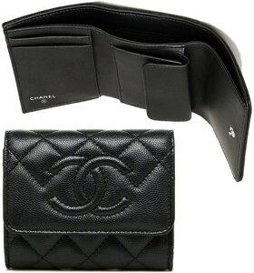 innovative design a0b1b e0b1a シャネル(CHANEL) レディース二つ折り財布 | 通販・人気 ...