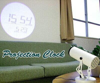 置き時計・掛け時計, 置き時計  PROJECTION CLOCK
